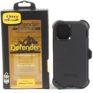 iPhone 11 Pro OtterBox Defender Case Black NEW